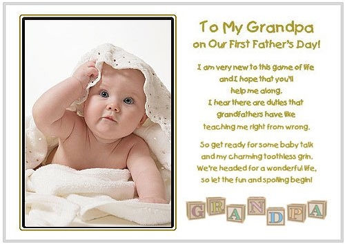 To My Grandpa On Fathers Day Pictures Photos And Images