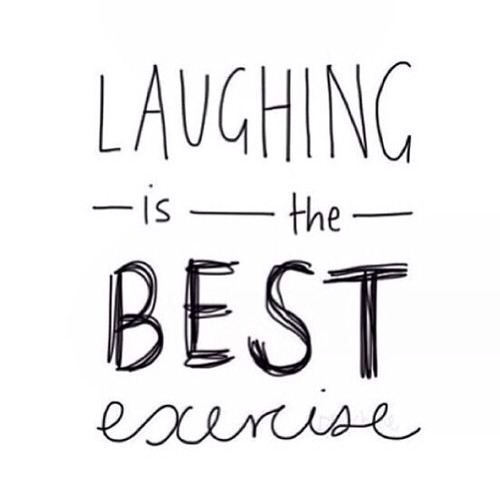 Best Laugh Line Exercise