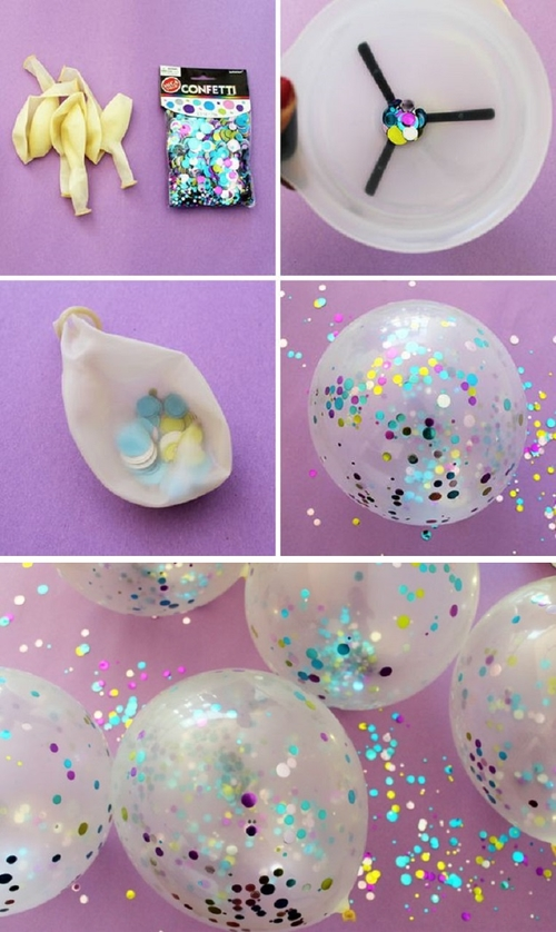 10 Quick And Easy New Years Eve Diy Craft Party Ideas