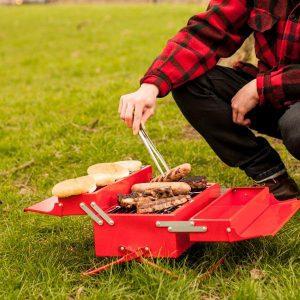 BBQ picnic box