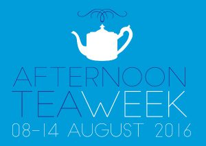 Afternoon tea week logo