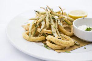 Calamari e Zucchine Fritte
