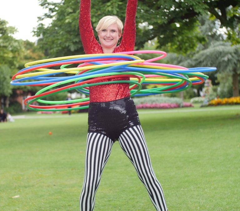 Hula Hooping for Adults – Have fun, get fit, feel FABULOUS!