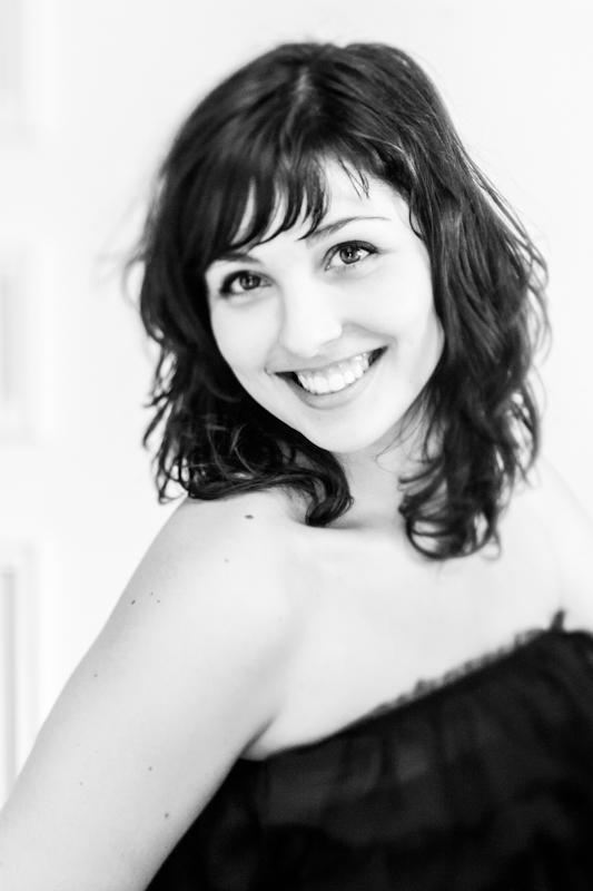 portrait Karole-Anne Pilorges