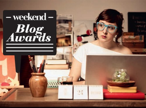 weekend blogs awards