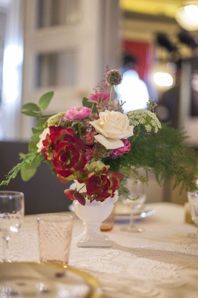 L&T_Décoration florale The Event Residence par Love & Tralala tea time années 20_22