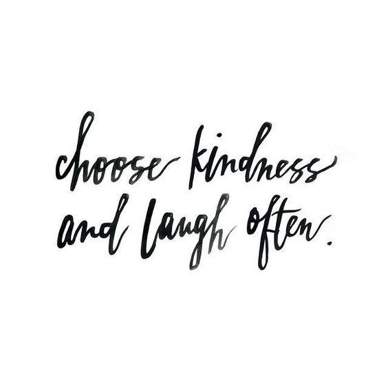 lovetralala_citation joyeuse_choose kindness and laugh oftenjpg