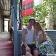 Lovetravelling family, Stare Tbilisi Gruzja