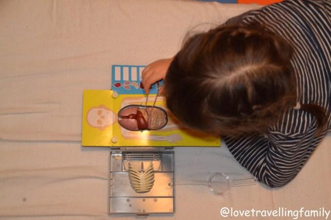 Zosia i Anatomia człowieka, książki dla dzieci