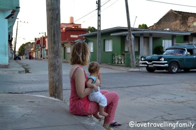 Love travelling family Trinidad Kuba