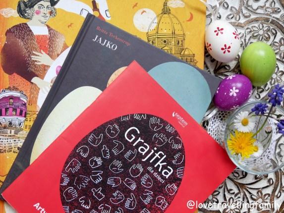 Wielkanoc. Książki dla dzieci o Wielkanocy i jajkach.. Love travelling family