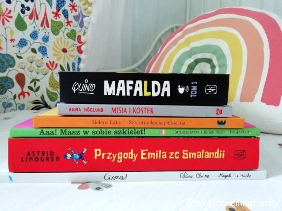 Książki dla przedszkolaków cz. 16 Recenzje książek dla 3-6 latków
