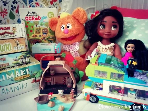 Prezent na Dzień Dziecka. Najfajniejsze zabawki dla dzieci