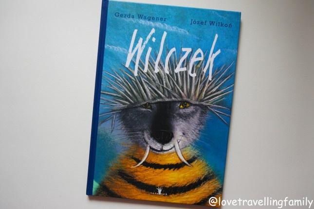 """""""Wilczek"""" Gerda Wagener. Recenzja książki"""
