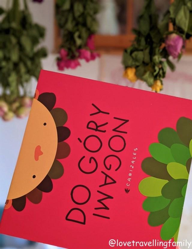 """""""Do góry nogami"""" Canizales. Książki dla dzieci w wieku 0-3"""
