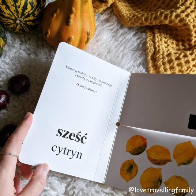 """""""Moja pierwsza książka o liczbach"""" Eric Carle. Uczymy dzieci liczyć."""