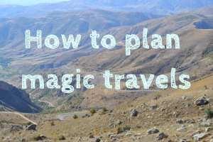 Magic travels