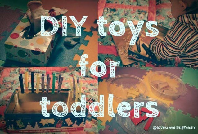 DIY toys for toddlers