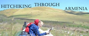 Lovetravellingfamily, Hitchiking trough Armenia