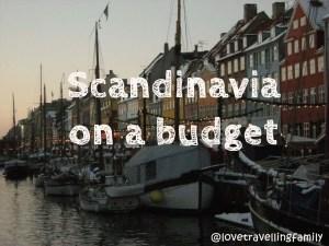Scandinavia on a budget