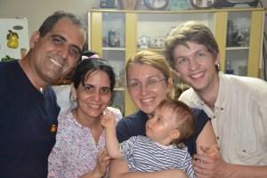 Casa Mirador Leticia, Ale, and lovetravellingfamily