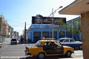 Cubataxi, Cienfuegos, Cuba