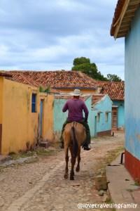Horse riding, Trinidad