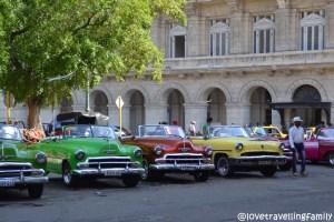 Cuban Cars, Havana, Cuba