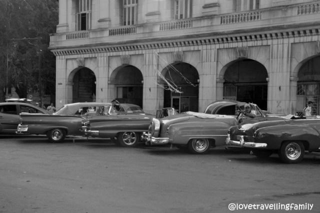 Old-timers, Havana
