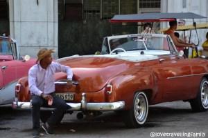 Cuban Car, Havana