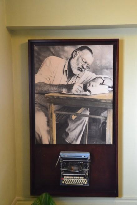Hemingway, Hotel Ambos Mundos, Havana