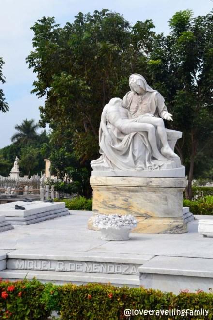 Necrópolis de Cristóbal Colón, Havana, Cuba