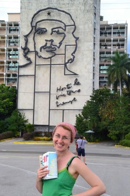 Che, Plaza de la Revólucion, Love travelling family