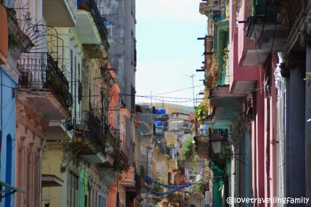 Colorful Old Havana