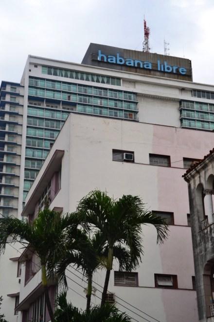 Habana Libre, Vedado Havana