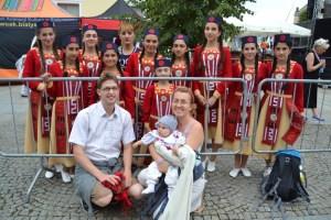 Love travelling family and Ani, Armenian group, Oktawa
