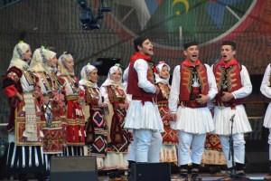 Makedonija from Macedonia, Oktawa