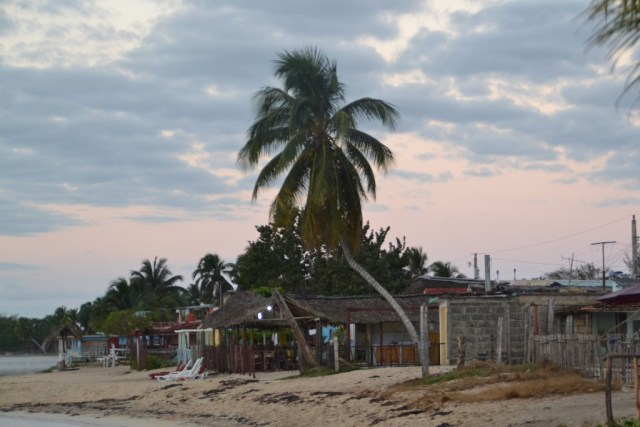 Morning in Playa Larga, Cuba
