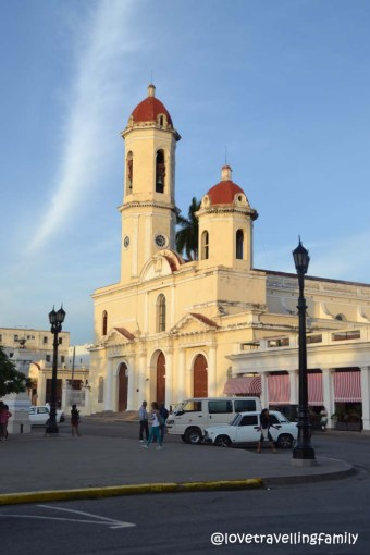 Catedral de la Purísima, Cienfuegos, Cuba