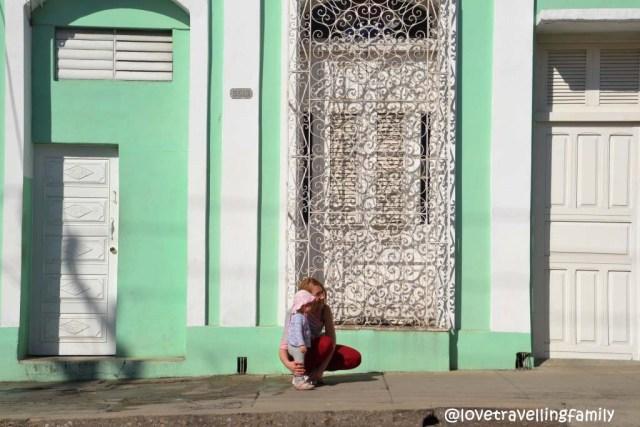 Love travelling family Cienfuegos, Cuba
