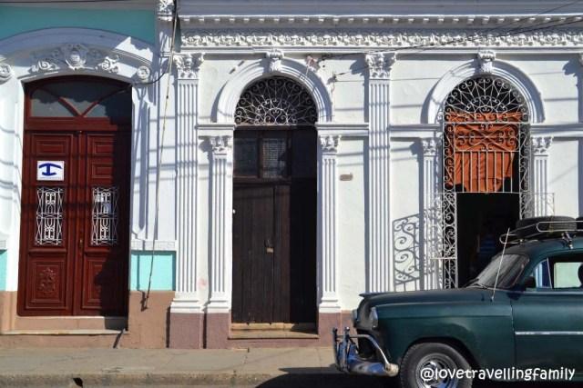 Street, Cienfuegos, Cuba