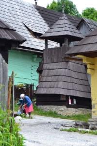 Life in Vlkolinec, Slovakia