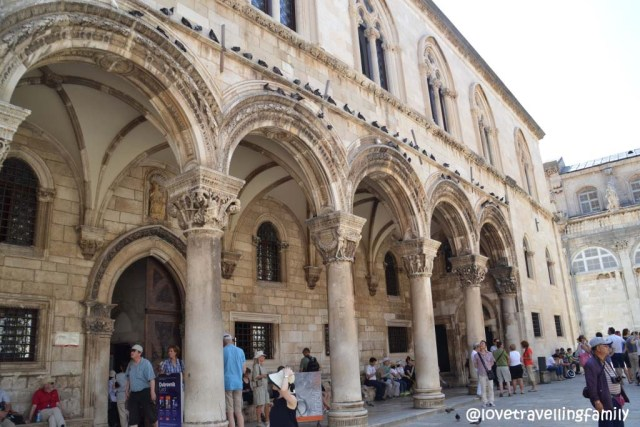 Luža Square, Old Town, Dubrovnik