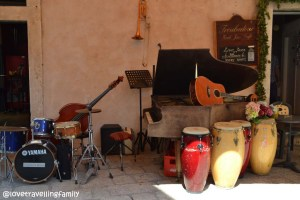 Music in Old Town Dubrovnik