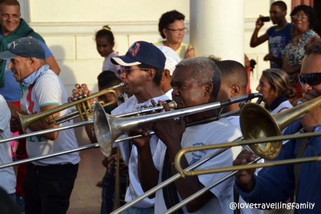 Theater festival, Cienfuegos, Cuba
