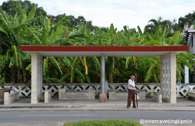 Waiting, Punta Gorda, Cienfuegos, Cuba