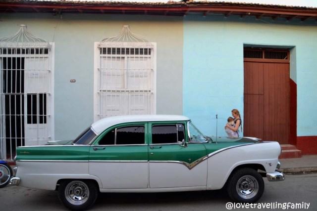 Old timer, Trinidad, Cuba