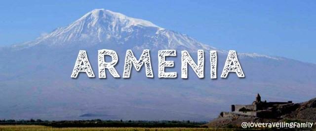 Hitchhiking thrgh-Armenia