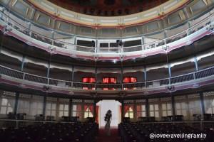 Colonial Teatro la Caridad, Santa Clara, Cuba