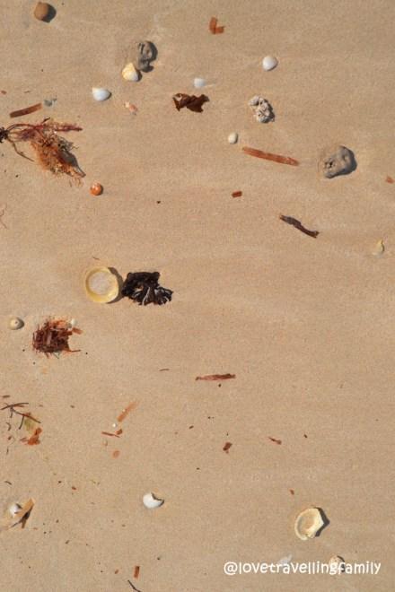 Sand, Playa Las Salinas